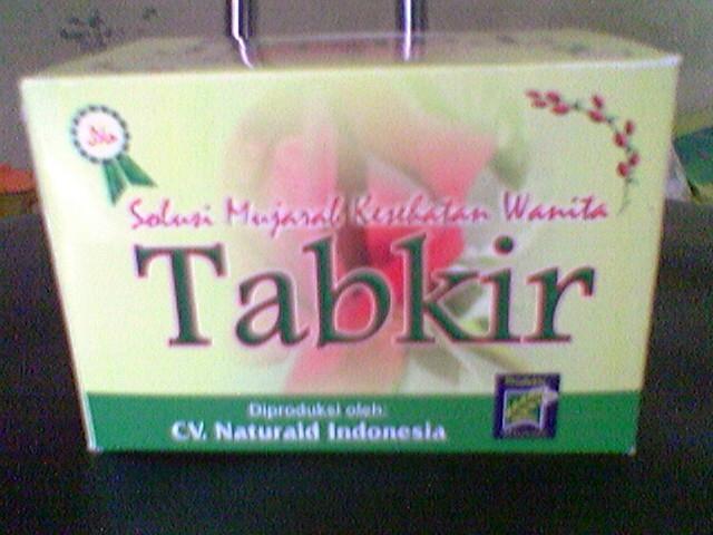 Tabkir Naturaid (Khusus Wanita) | Pusat Herbal ...
