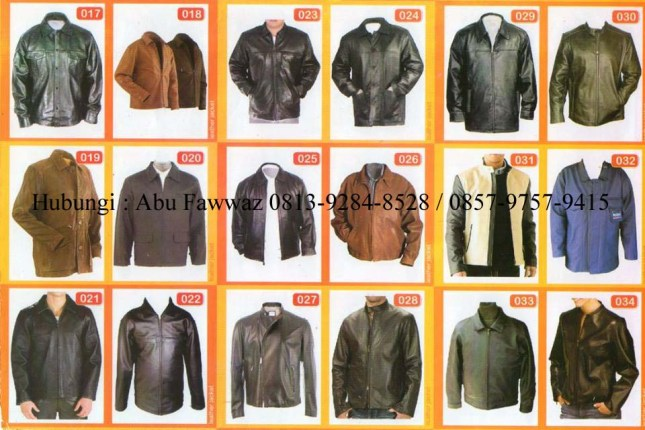 Jaket 2 No HP