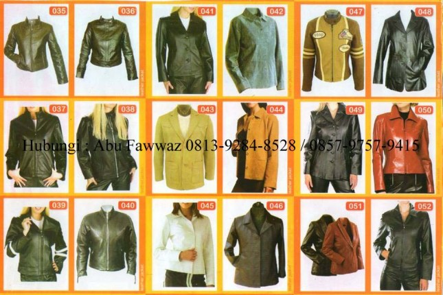 Jaket 3 No HP