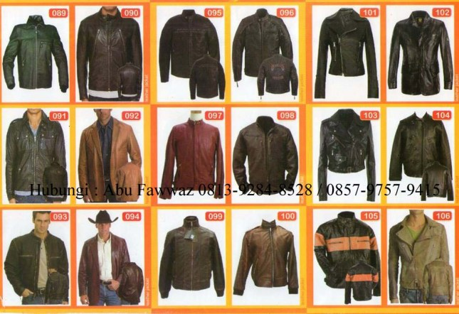Jaket 6 No HP