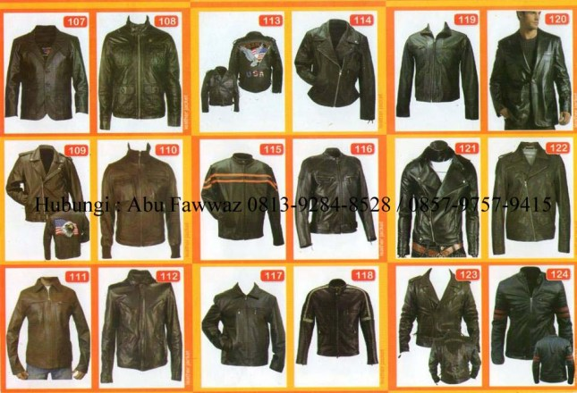 Jaket 7 No HP