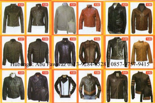Jaket 8 No HP